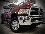 2018 RAM 3500 CREW CAB SRW TRADESMAN 6 SPEED MANUAL TRANSMISSION