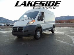 2018_RAM_Promaster_2500 High Roof Tradesman 136-in. WB_ Colorado Springs CO