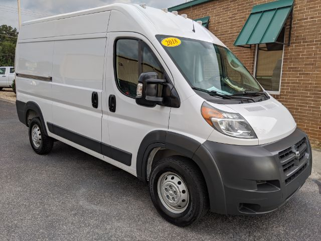 2018 RAM Promaster 2500 High Roof Tradesman 136-in. WB Knoxville TN
