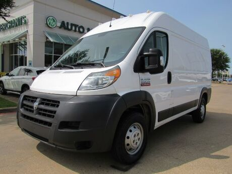 2018 RAM Promaster 2500 High Roof Tradesman 136-in. WB Plano TX