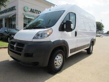 2018_RAM_Promaster_2500 High Roof Tradesman 136-in. WB_ Plano TX
