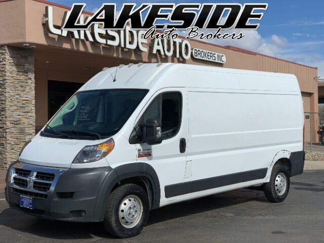 2018 RAM Promaster 2500 High Roof Tradesman 159-in. WB Colorado Springs CO