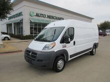 2018_RAM_Promaster_2500 High Roof Tradesman 159-in. WB_ Plano TX