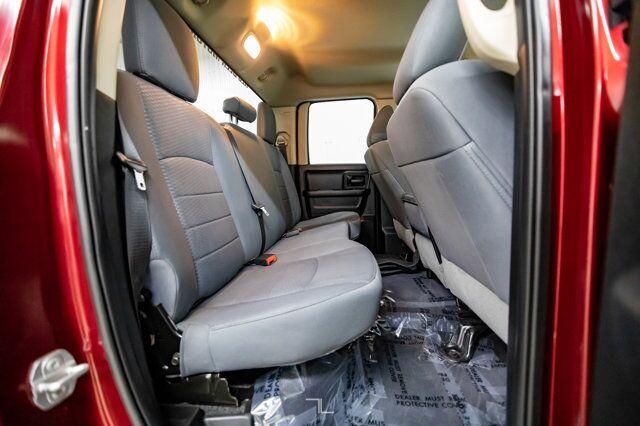 2018 Ram 1500 4x4 Quad Cab Express BCam Red Deer AB