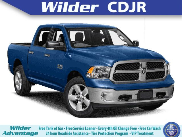 2018 Ram 1500 BIG HORN CREW CAB 4X4 5'7 BOX Port Angeles WA