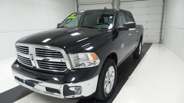 2018 Ram 1500 Big Horn 4x4 Crew Cab 5'7 Box Topeka KS