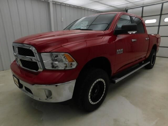 2018 Ram 1500 Big Horn 4x4 Crew Cab 5'7 Box Manhattan KS