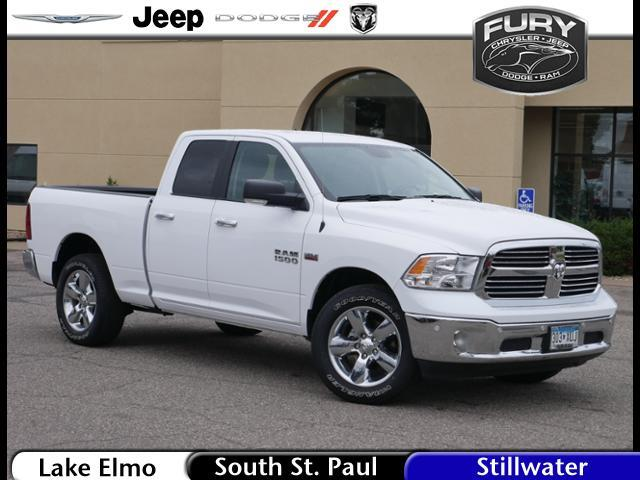 2018 Ram 1500 Big Horn 4x4 Quad Cab 6'4 Box Lake Elmo MN