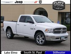 2018 Ram 1500 Big Horn 4x4 Quad Cab 6'4 Box