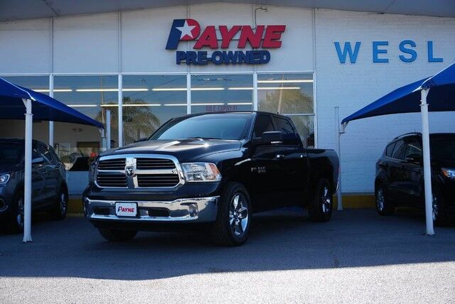 2018 Ram 1500 Big Horn Brownsville TX