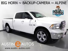 Ram 1500 Big Horn Crew Cab *BACKUP-CAMERA, TOUCH SCREEN, 20 INCH WHEELS, STEERING WHEEL CONTROLS, ALPINE AUDIO, BLUETOOTH 2018