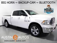 Ram 1500 Big Horn Crew Cab *BACKUP-CAMERA, TOUCH SCREEN, REMOTE START, 20 INCH WHEELS, STEERING WHEEL CONTROLS, BLUETOOTH PHONE & AUDIO 2018