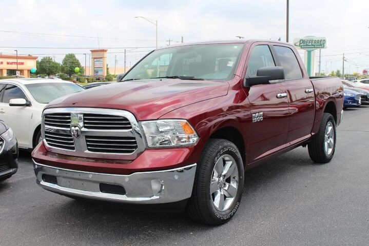 2018 Ram 1500 Big Horn Fort Wayne Auburn and Kendallville IN