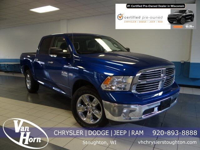 2018 Ram 1500 Big Horn Plymouth WI