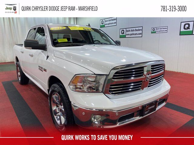 2018 Ram 1500 Big Horn Marshfield MA