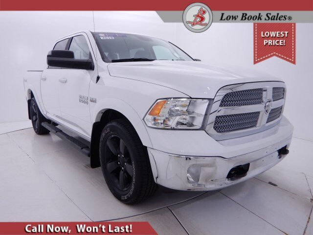 2018 Ram 1500 CREW CAB 4X4 HARVEST   5.7 HEMI Salt Lake City UT