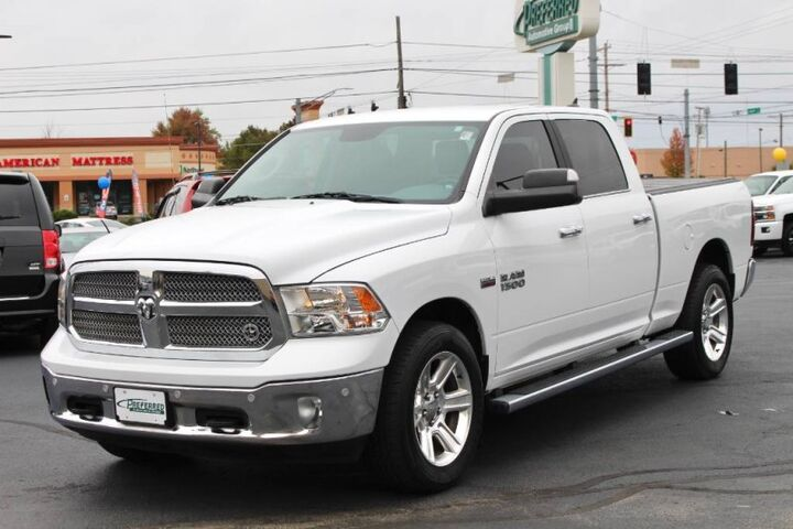2018 Ram 1500 Crew Cab 6'4 Lone Star Silver Fort Wayne Auburn and Kendallville IN
