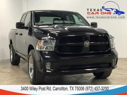2018_Ram_1500_EXPRESS QUAD CAB 4WD AUTOMATIC REAR CAMERA BLUETOOTH BED LINER A_ Carrollton TX