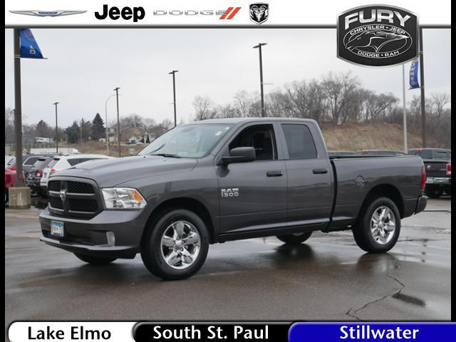 2018 Ram 1500 Express 4x4 Quad Cab 6'4 Box Lake Elmo MN