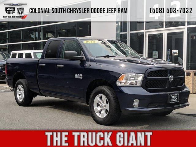 2018 Ram 1500 Express 4x4 Quad Cab 6'4 Box Dartmouth MA