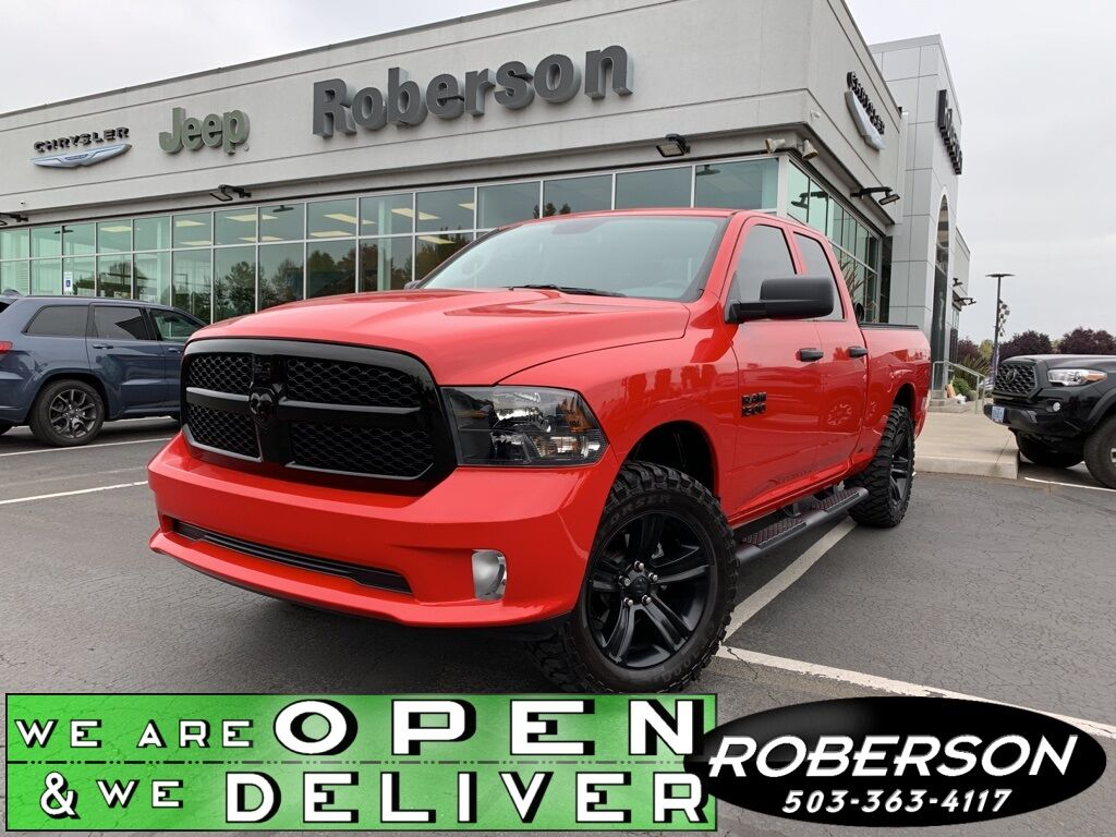 2018 Ram 1500 Express Salem OR