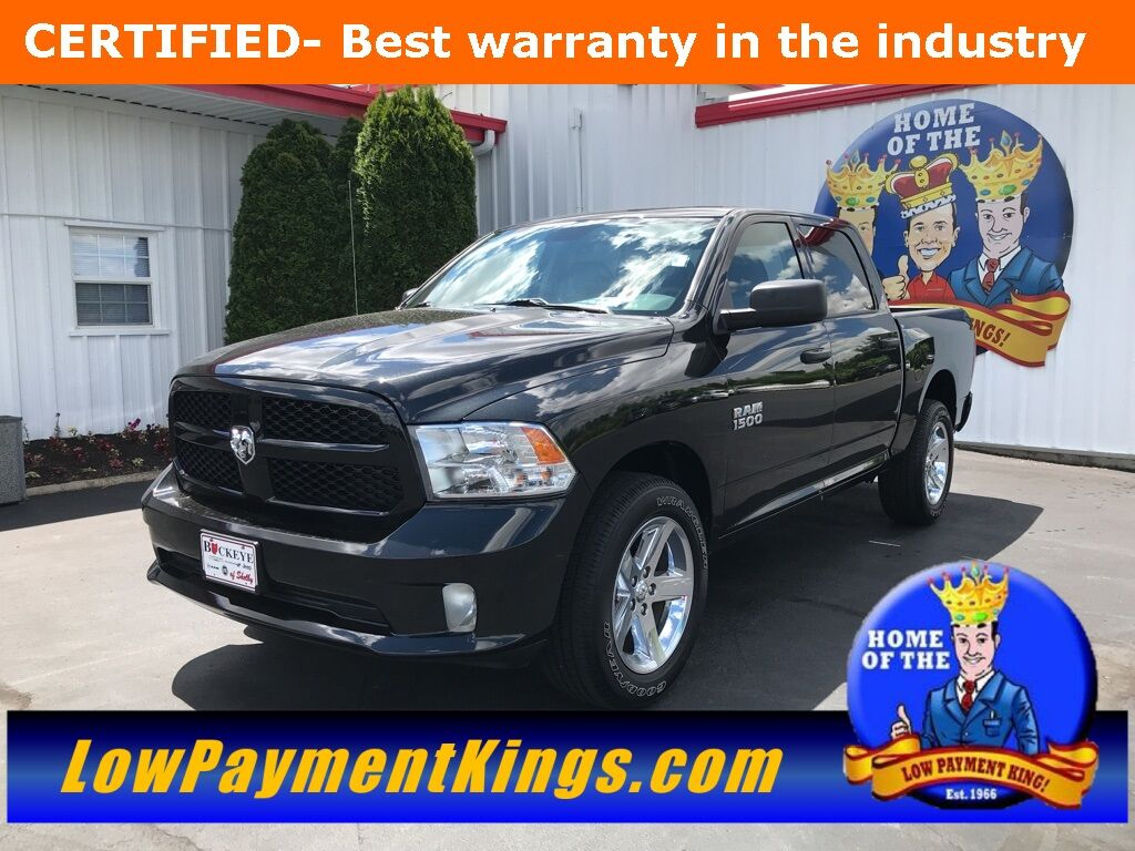 2018 Ram 1500 Express Shelby OH