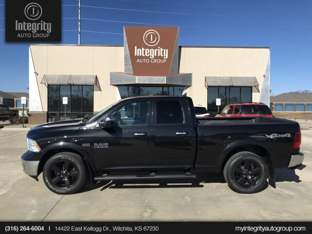 2018 Ram 1500 Harvest Wichita KS