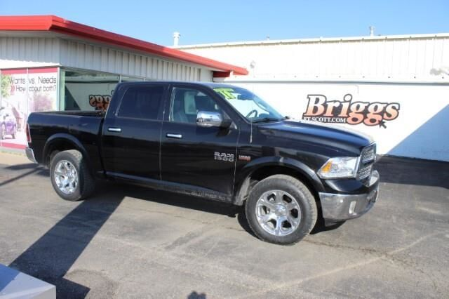 2018 Ram 1500 Laramie 4x4 Crew Cab 5'7 Box Fort Scott KS