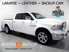 Ram 1500 Laramie Crew Cab *BACKUP-CAMERA, TOUCH SCREEN, LEATHER, CLIMATE FRONT SEATS, HEATED STEERING WHEEL, ALPINE AUDIO, BLUETOOTH 2018