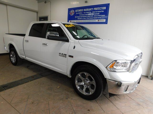 2018 Ram 1500 Laramie LEATHER SUNROOF 4X4 Listowel ON