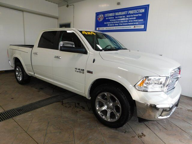 2018 Ram 1500 Laramie SUNROOF Listowel ON
