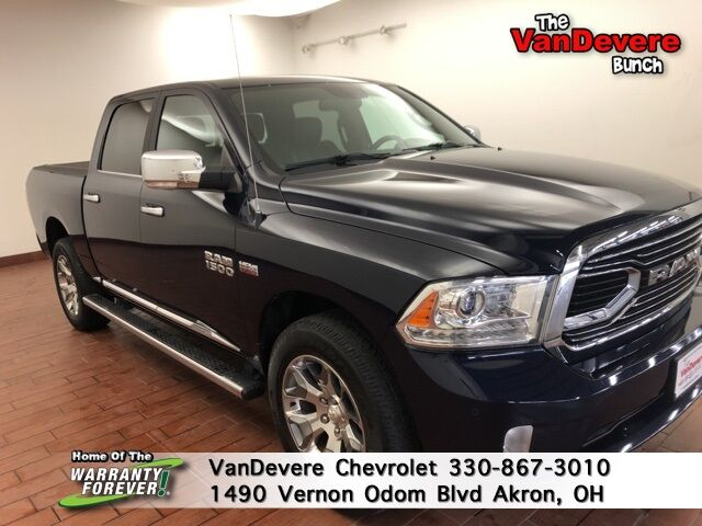 2018 Ram 1500 Limited Akron