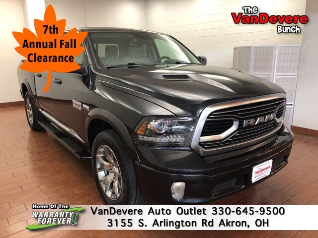 2018 Ram 1500 Limited Akron OH