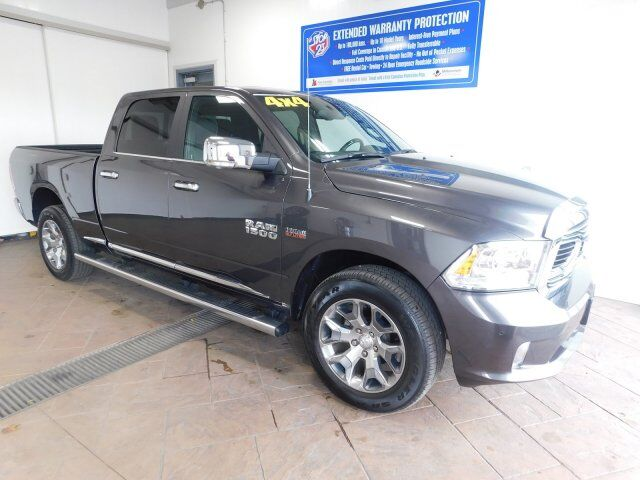 2018 Ram 1500 Limited LEATHER NAVI SUNROOR Listowel ON