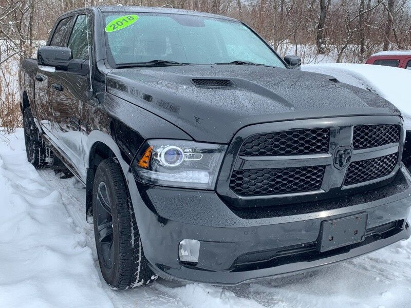 2018 Ram 1500 Night Little Valley NY