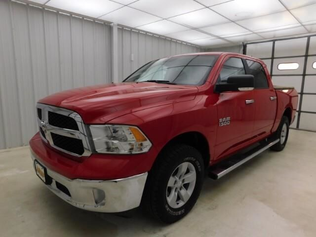 2018 Ram 1500 SLT 4x4 Crew Cab 5'7 Box Manhattan KS