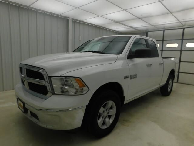2018 Ram 1500 SLT 4x4 Quad Cab 6'4 Box Manhattan KS