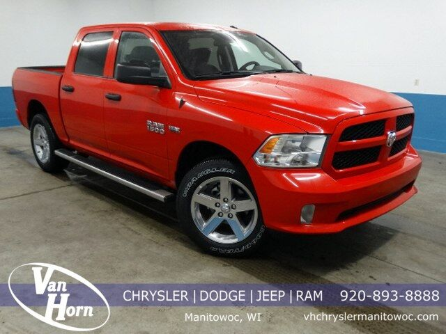 2018 Ram 1500 ST Plymouth WI