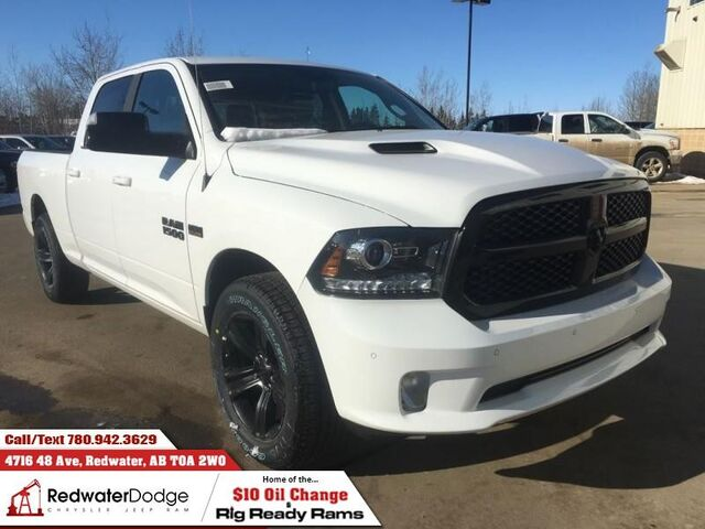 2018 Ram 1500 Sport  - Navigation -  Uconnect - $330.33 B/W Redwater AB