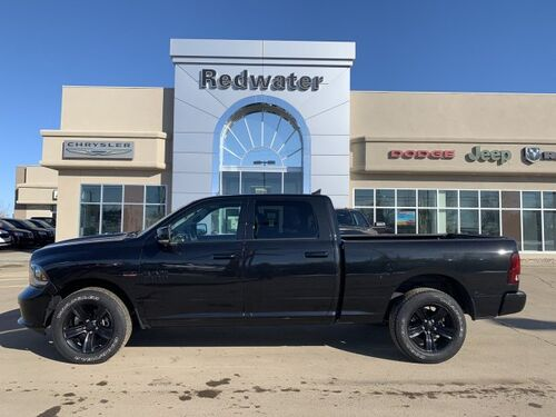 2018_Ram_1500_Sport_ Redwater AB