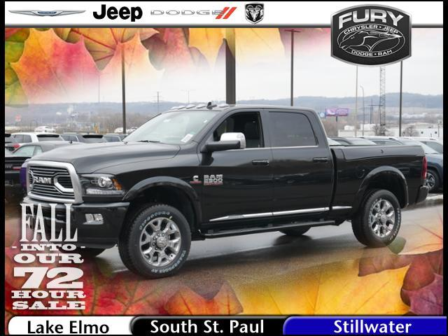 2018 Ram 2500 4x4 Crew Cab 6'4 Box Lake Elmo MN