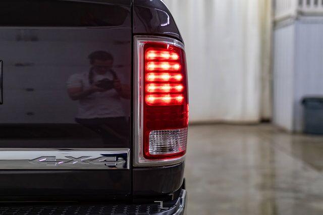 2018 Ram 2500 4x4 Mega Cab Limited Diesel Leather Roof Nav Red Deer AB