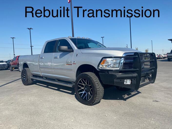 2018 Ram 2500 Big Horn West Valley City UT