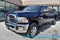 2018_Ram_2500_Big Horn / 4X4 / 4:10 Axle Ratio / 6.4L HEMI V8 / Auto Start / Heated Seats & Steering Wheel / Seats 6 / Bluetooth / Back Up Camera / Matching ARE Canopy / Bed Liner / Tow Pkg / 1-Owner_ Anchorage AK