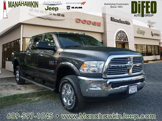 2018 Ram 2500 Big Horn 4x4 Mega Cab 64 Box