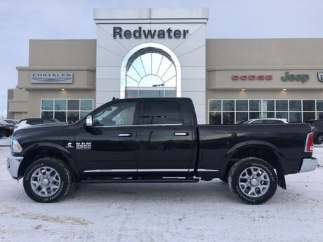 2018 Ram 2500 Limited - Cummins Diesel - Only 17,987 Km's!! Redwater AB