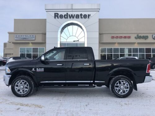 2018_Ram_2500_Limited - Cummins Diesel - Only 17,987 kms_ Redwater AB