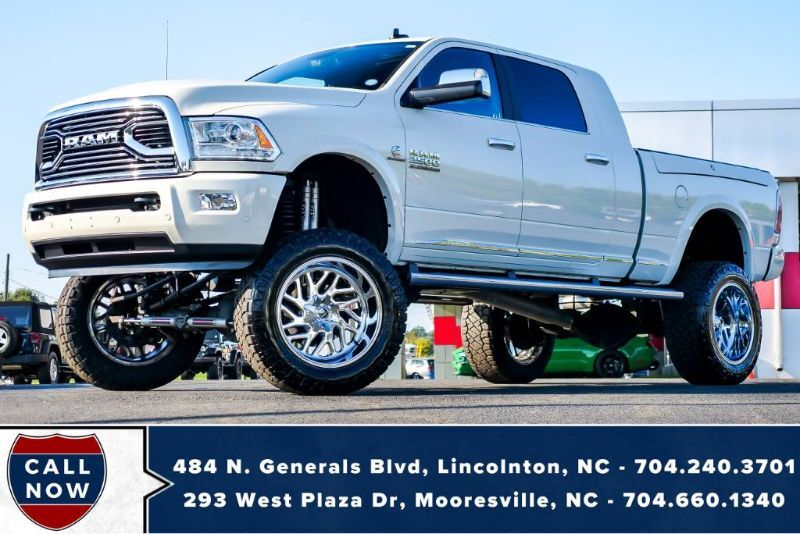 2018 Ram 2500 Limited MEGA CAB 4X4 *8in BDS LIFT*Cummins* LOADED!! Mooresville NC
