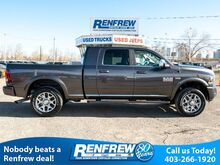 2018_Ram_2500_Limited Tungsten Mega Cab, Remote Start, Navigation, Heated Natura Leather_ Calgary AB