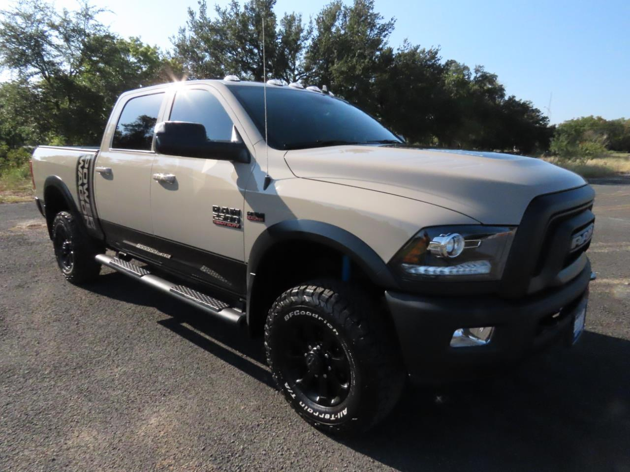 2018 Ram 2500 Power Wagon Lampasas TX